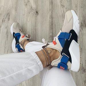 Nike air huarache city low sneakers